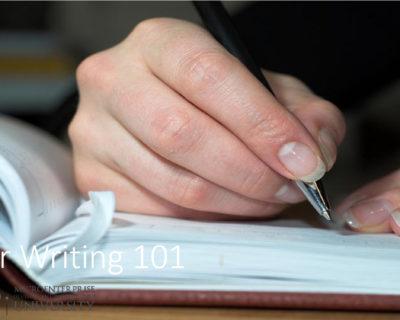 Better Writing 101
